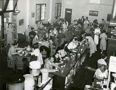 San Diego Zoo Cafe 1938