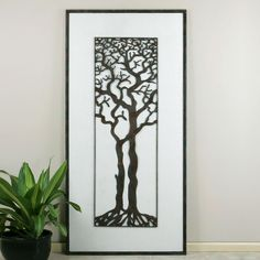 Uttermost Albero Metal Wall Art 07668