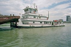 99e023: Clay Griffin | Portland Canal at L&I Bridge. Towboat… | Flickr