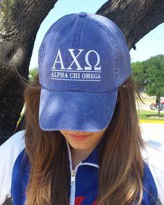 Alpha Chi Omega: Classic Hat