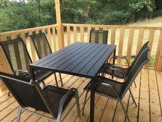 terasa vyrovicka pr. Outdoor Furniture Sets, Outdoor Decor, 1, Table, Home Decor, Decoration Home, Room Decor, Tables, Home Interior Design