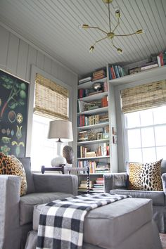 House updates--The Study | Holly Mathis Interiors