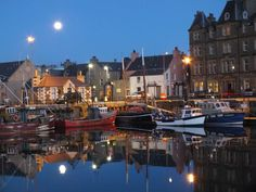 Kirkwall Harbour, Orkney, Scotland. where my family is from and we are Wallace. prody power