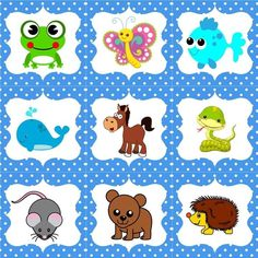 Name Tag Templates, Animal Paintings, First Grade, Kindergarten, Preschool, Cute Animals, Snoopy, Clip Art, Classroom