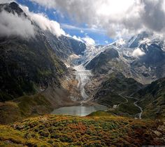 Twitter / ThatsEarth: Susten Pass, Swiss Alps, ...