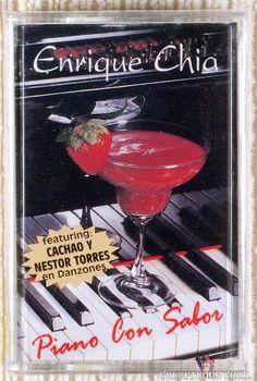 Enrique Chia – Piano Con Sabor