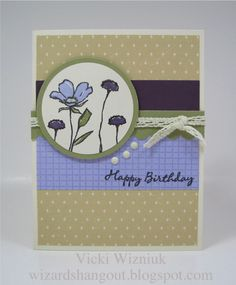 Blooming Card