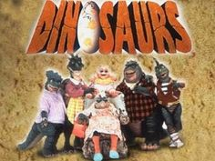 The first Dinosaur family- Earl Sinclair and his brood Dinosaurs Tv Series, Earl Sinclair, 90s Tv Shows, Retro, My Childhood Memories, 1980s Childhood, 90s Kids, Old Tv, Dinosaurs
