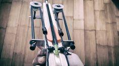 Homemade Crossbow, Diy Crossbow, Diy Slingshot, Arrow Shooting, Crossbow Targets, Survival Life Hacks, Archery Arrows, Bushcraft, Hunting