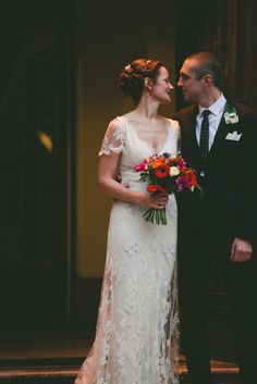 Temperley wedding dress honeysuckle vine