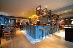 No.5 Bridge Street (Winchester, UK)   Focus Design   Shortlisted for Best UK Standalone Bar or Club   2012 Restaurant and Bar Design Awards