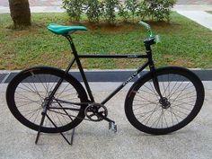 #Bike #City #Bicycle #Surly #Steamroller #SingleSpeed