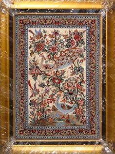 Esfahan Persian Rug, Buy Handmade Esfahan Persian Rug 2 4 x 3 4, Authentic Persian Rug $1,420.00