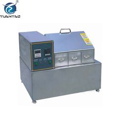 Steam aging test chamber is used in electronic connector, semiconductor IC, transistors, diodes, LCD, chip resistance capacitance and components industry electronic components metal pin wetting resistance test before the aging accelerated life time test. #steamagingtester #steamagingchamber #steamagingtest Metal, Life, Metals