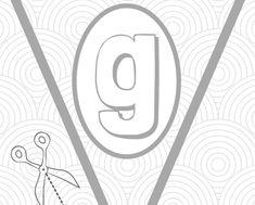 Lär dig skriva hela alfabetet med dessa färgglada bokstäver i färgerna röd, grön och blå – Lektionstips Matte Material, Lululemon Logo, Symbols, Letters, Logos, Games, Plays, Logo, Letter