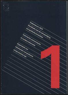 André Toet Vademecum 1979 Handboek voor de vervaardiging van grafische producten