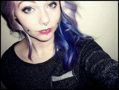 Cheeks *-* My Dream piercing