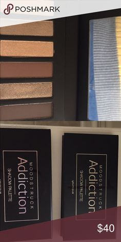 Younique Eyeshadow Palette 1 Younique Addiction Palette 1 NEW Makeup Eyeshadow