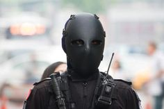 Taiwan's special forces' new look - click for more pics