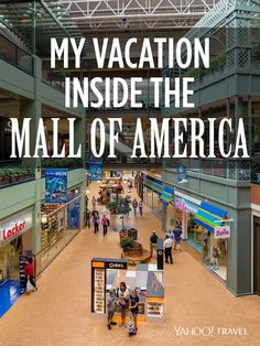 Watch: A three-day staycation inside the largest mall in the Western hemisphere!