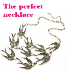 My perfect necklace! By clothingloves.net