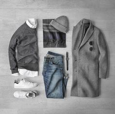 Grey & Denim by @thepacman82