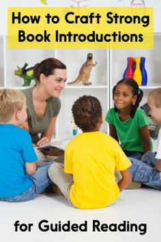 Learn how to introduce books to your guided reading groups in a way that gets the kids excited and also teaches them what they need to read the text!