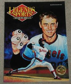 Hall of Famer NOLAN RYAN 1992 Legends LE Career Tribute with GOLD CARDS + Free Shipping!