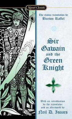 "Title: Sir Gawain and the Green Knight Author: Unknown Rating: 3 stars Opening Line: Since Troy's assault and siege, I trow, were over-past… Have you ever heard the saying, ""it so…"