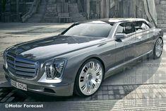 2011 Mercedes 600 by AutoBild Mercedes Benz Maybach, Mercedes 600, Bmw Cs, Opel Gt, Cj Jeep, Daimler Benz, Top Luxury Cars, Bmw Classic Cars, Lux Cars