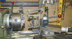 Radius Turning Toolholder