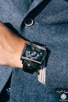 New Release: Hautlence Vortex Watch hands-on