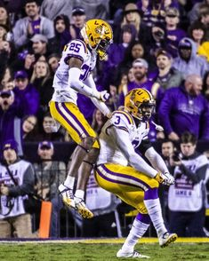 LSU opens as 15 point favorite over A&M! Lsu Tigers Football, Football Helmets, Death Valley Lsu, Tiger Stadium, Joe Burrow, Louisiana State University, Ole Miss, Cheerleading, Saints