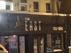 Great eats at this place has great food and a very now buzz about it. Great Recipes, Broadway Shows, Food, Essen, Meals, Yemek, Eten