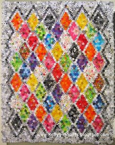 Kelly Girl Quilts: Hexie