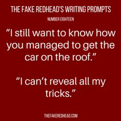 TFR's Prompt 18