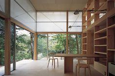 Wochenendhaus am Yamanaka-See | DETAIL Inspiration
