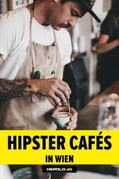 Hipster Cafe, Coffee Shops, Vienna, Life Hacks, Student, Lifestyle, Places, Food, Coffee Shop