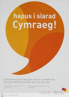 [BWRDD YR Iaith Gymraeg, 2006] Welsh Language, Nail
