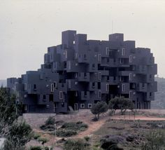 ricardo bofill: kafka castle, barcelona (1968)