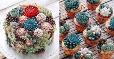 Amazing Terrarium and Flower Cakes Created by Iven Kawi (Colossal) Camo Wedding Cakes, White Wedding Cakes, Cupcakes, Cupcake Cakes, Shoe Cakes, Purse Cakes, Dragon Cakes, Cake Wrecks, Kinds Of Desserts
