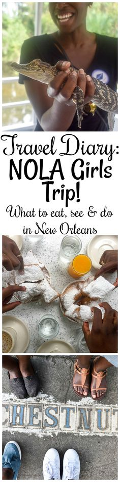 Recap of a late-summer NOLA Girls Trip filled with food, culture, and black girl magic