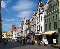 Wismar, Germany - World heritage ahhh loved it!