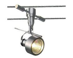 Systémový díl LA 181180, lankové svítidlo #spotlight #ceiling #cablesystem #osvetleni #interier #bigwhite
