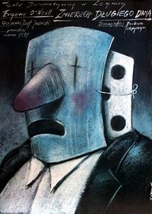 Long Day's Journey Into Night, Polish Theater Poster