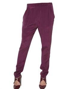 ooooohhh... 3.1 Phillip Lim trousers. hot colour