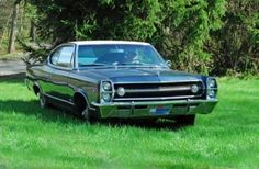 1967 AMC Marlin for sale (PA) - $15,000 '67 AMC Marlin Fastback All Original, Numbers Matching 2 Door, Hardtop. 38,000 Original Miles. RWD. Clean title. Blue & White exterior paint. Factory Cloth