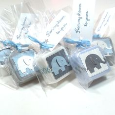 Elephant baby shower favors gender reveal favors baptism favors boy or girl baby shower decorations personalized soap favors Recuerdos Baby Shower Niña, Regalo Baby Shower, Elephant Baby Shower Favors, Fiesta Baby Shower, Baby Shower Invitaciones, Baby Shower Niño, Elephant Theme, Elephant Baby Showers, Baby Shower Themes