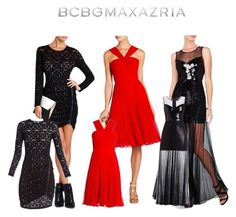 """""""Holiday Social with BCBGMAXAZRIA"""" by smery09 ❤ liked on Polyvore featuring BCBGMAXAZRIA"""