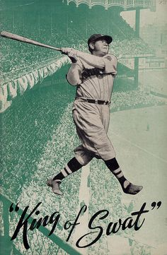 King of Swat, edited by Father Ted. A Biography of Babe Ruth | Flickr - Photo Sharing!